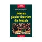 Reforma pietelor financiare din Romania