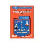 Teste de chimie - Clasa a VII-a