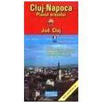 Cluj-Napoca - harta orasului