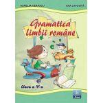 Gramatica limbii romane, clasa a IV-a