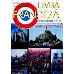 Limba franceza pentru clasa a V-a (limba moderna 2)