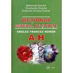 Dictionarul general de stiinte: englez-francez-roman