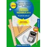 Matematica. EVALUAREA NATIONALA 2010