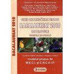 Ghid de pregatire pentru Bacalaureat 2010. Biologie vagetala si animala