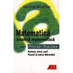 Matematica - Analiza matematica Vol. 1. Pocket Teacher