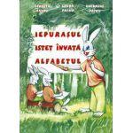 Iepurasul istet invata alfabetul