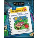 Matematica clasa I. Caiet pentru timpul liber
