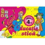 Caiet de Educatie plastica clasa a IV-a