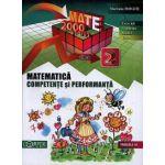 Mate 2000+10/11 - Competente si performanta. Clasa 2