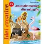 Animale exotice din margele