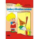 Limba si literatura romana cls a III-a. Primii pasi in dezlegarea textelor din manual (Pitila)