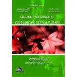 Sugestii metodice si Culegere de texte literare. Domeniul Stiinte, Cunoasterea mediului 3-6/7 ani