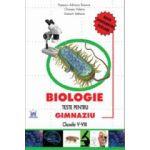 Biologie - Teste pentru gimnaziu. Clasele V-VIII