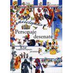 Prima mea enciclopedie: Personaje desenate