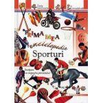 Prima mea enciclopedie: Sporturi