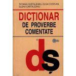 Dictionar de proverbe comentate (brosat)