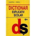 Dictionar explicativ scolar (brosat)
