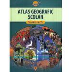 Atlas geografic scolar - clasele IX-XII