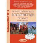 Ghid de pregatire pentru BACALAUREAT 2011 - BIOLOGIE vegetala si animala