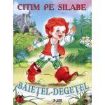 Citim pe silabe: Băieţel-Degeţel