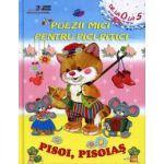 Poezii mici pentru pici-pitici: Pisoi, Pisoiaş