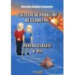 Culegere de probleme de geometrie pentru clasele V-VIII
