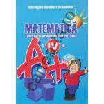 Matematică - Exerciţii şi probleme - clasa a IV-a