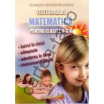 Teste grila de matematica pentru clasele V - VIII