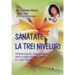 Sanatate la trei niveluri ~ alinierea corpului, minţii şi sufletului pentru a obţine sănătate, fericire şi o viaţă împlinită ~