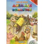 Animale Domestice Carte de colorat