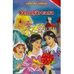 Cenusareasa ~ cartea de colorat ~