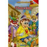 Pinochio ~ carte de colorat ~