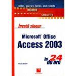 Învaţă singur Microsoft Office Access 2003 în 24 de ore