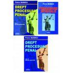 Set Drept - Contine trei volume - Autor Petre Buneci