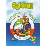 Set Sail! (Level 4) : Activity Book