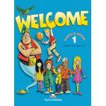 Welcome 1 - Manualul elevului