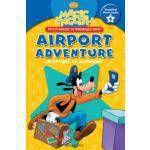 Magic English 6 - Aventura la aeroport