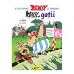 Asterix și goții (vol. 3) René Goscinny, Albert Uderzo