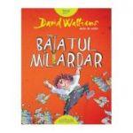 Băiatul miliardar David Walliams