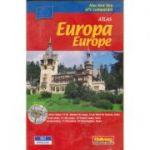 Atlas Europa. Atlas Rutier