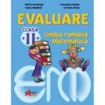 Evaluare Clasa a II-a Limba română, Matematică