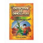 Detectivii de dinozauri in tara curcubeului - sarpe. A patra carte Stephanie Baudet