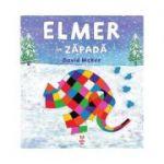 Elmer în zăpadă -  Autor: David McKee