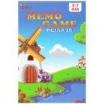 Memo Game - Peisaje (5-7 ani)
