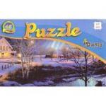 Puzzle - Colectia Anotimpuri 1 - 48 de piese (3-7 ani)