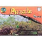 Puzzle - Colectia Anotimpuri 3 - 48 de piese (3-7 ani)