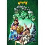 Ali Baba si cei patruzeci de hoti - Povesti bilingve engleza-romana