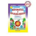 Matematica si explorarea mediului clasa I semestrul II