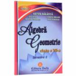 Algebra. Geometrie. Clasa a 7-a. Semestrul al II-lea
