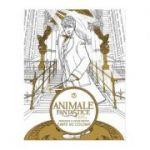 Animale fantastice și unde le poți găsi - cartea de colorat
